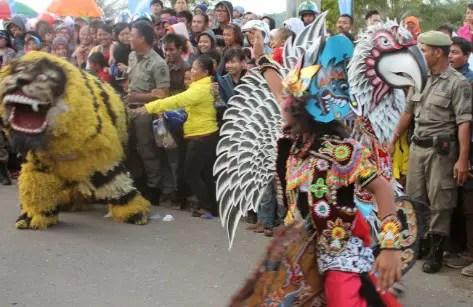 Info terkait dengan Tari Jaranan Buto Jawa Timur yang perlu diketahui