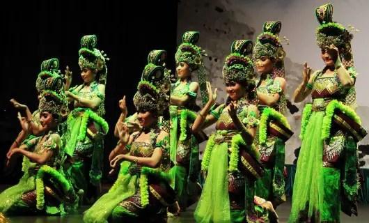 Informasi Mengenai Tari Bedoyo Wulandaru Jawa Timur dan Penjelasannya
