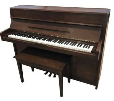 Uraian mengenai alat musik harmonis yang bernama Piano