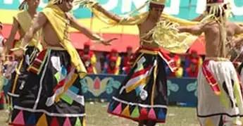 Artikel tentang seni Tari Serumpai Kalimantan Tengah dan Keunikannya