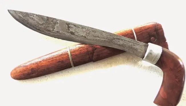 Informasi mengenai Senjata Tradisional Badik Raja Sulawesi Selatan yang banyak dicari