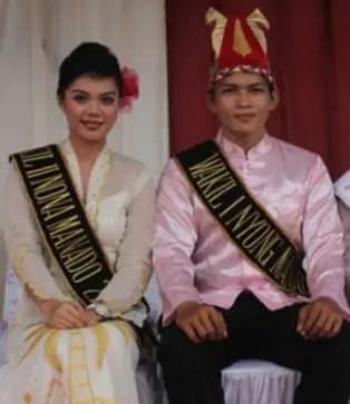 Informasi terkait dengan Pakaian Adat Bajang Sulawesi Utara yang Unik