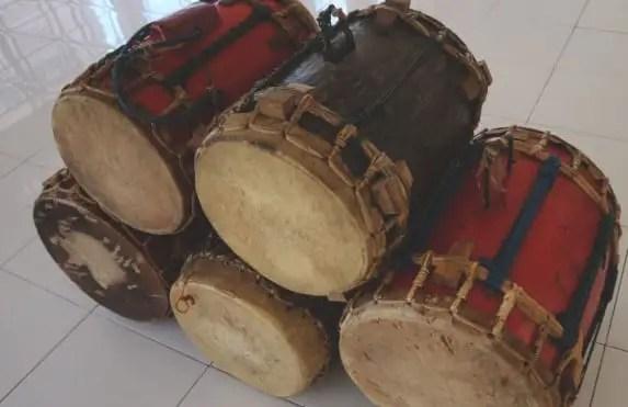 Penjelasan mengenai alat musik Gimba Sulawesi Tengah yang unik