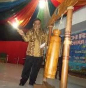 Ulasan Mengenai Alat Musik Tetengkoren Sulawesi Utara dan Sejarahnya