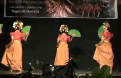 Ulasan mengenai Tari Patuddu, Tarian Sulawesi Barat dan Keterangannya