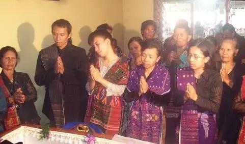 Ulasan tentang upacara Mate Mangkar Sumatera Utara dan keterangannya