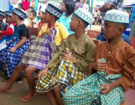 Uraian tentang Upacara Sunatan Sumatera Selatan yang menarik