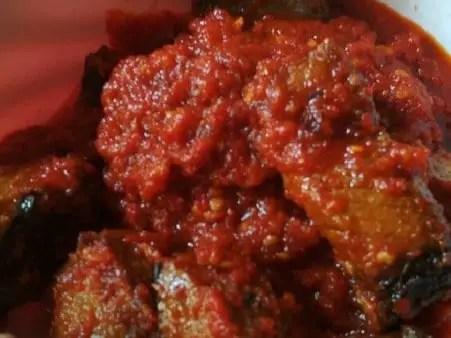 Info tentang Makanan Tradisional Ikan Balado Sumatera Barat yang lezat