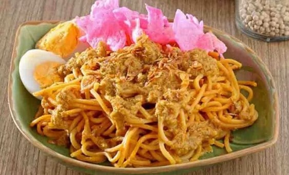 Info tentang Makanan Tradisional Mie Gomak Sumatera Utara yang lezat
