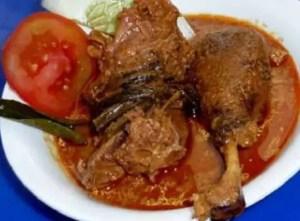 Info tentang Masakan Kuah Sie Itek Tradisional Aceh yang enak dan lezat