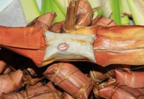 Informasi tentang Makanan Lepet Kuningan Khas Jawa Barat yang lezat rasanya