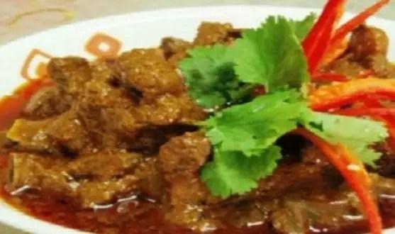 Pembahasan Tentang Makanan Gulai Kemba'ang Tradisional Bengkulu yang lemak