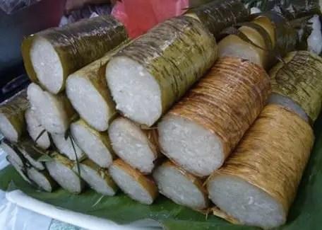 Review tentang Makanan Tradisional Lemang Sumatera Utara yang lemak rasanya