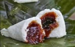 Ulasan tentang Makanan Tradisional Kue Ombus-ombus Sumatera Utara yang lezat