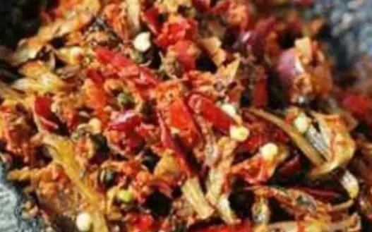 Ulasan terkait Makanan Khas Sambal Tuktuk Sumatera Utara yang gurih
