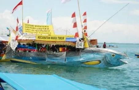Uraian tentang Upacara Maccera Tasi Kalimantan Selatan dan Keunikannya