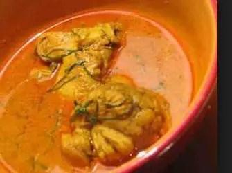 Uraian terkait Makanan Tradisional Gulai Banak Sumatera Barat yang enak sekali