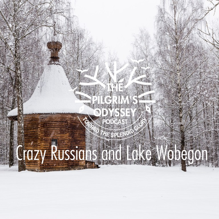 Crazy Russians and Lake Wobegon