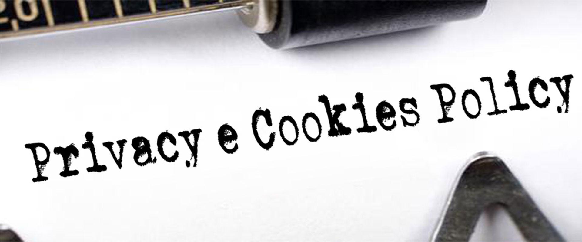 Risultati immagini per cookie e privacy policy
