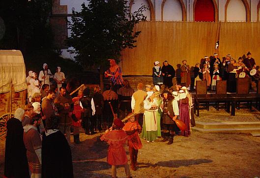 Die Aufführung