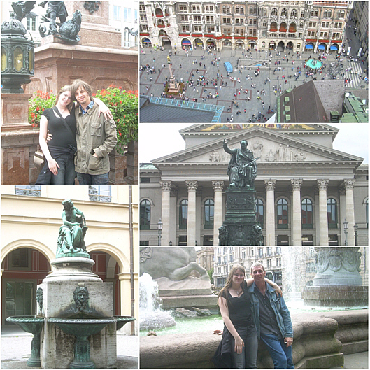 Besuch in München