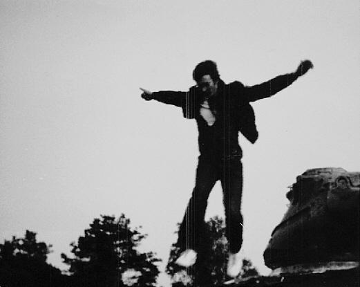 Wortman im Sprung (1982)