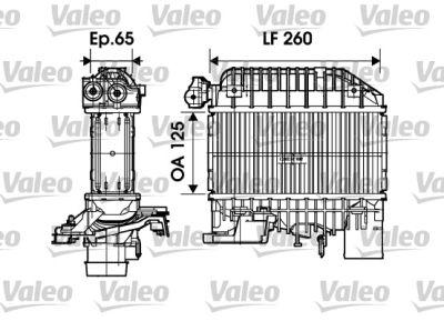 L'impianto di raffreddamento aria Opel Vectra C 02