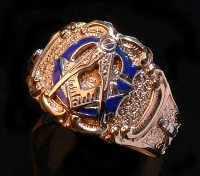 Masonic Jewelry available from Silva's Fine Jewelry