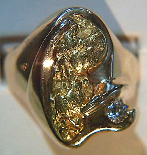 Natural Gold in Quartz and Natural Gold Nuggets  Silvas