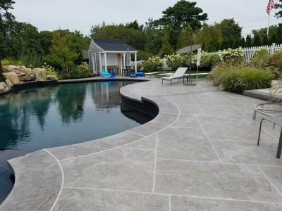 Architectural Slate (Grouted)