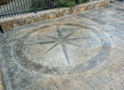 Custom Size Compass