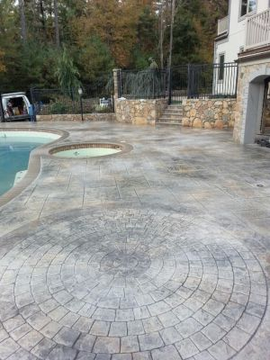 Large Cobble Circle