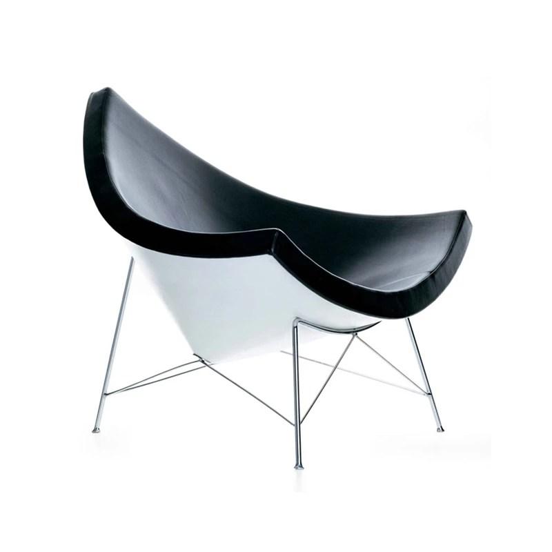 Fauteuil Coconut Chair  Vitra  Silvera