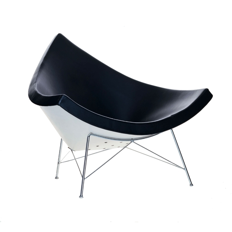 Coconut Chair Fauteuil Vitra  Silvera