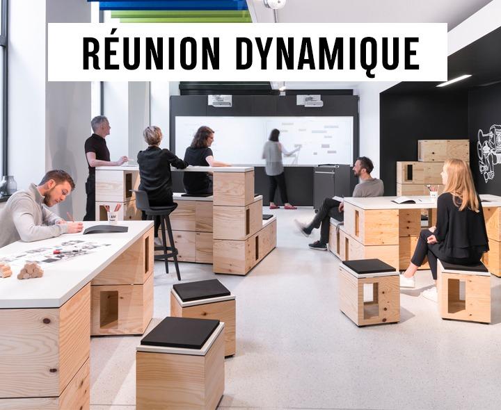 la reunion dynamique