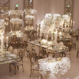Events Tables and chairs