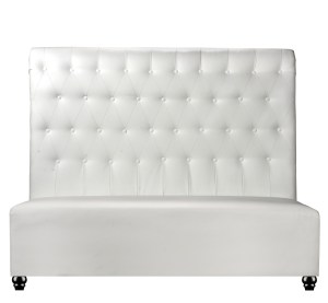 Club Sofa White