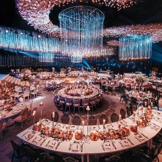 grand decoration for events