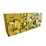 Cracked Gold Bar