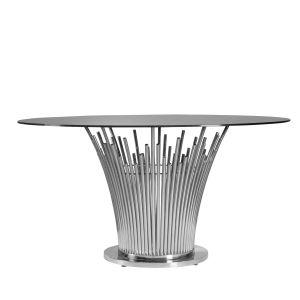 Napa Table – Silver