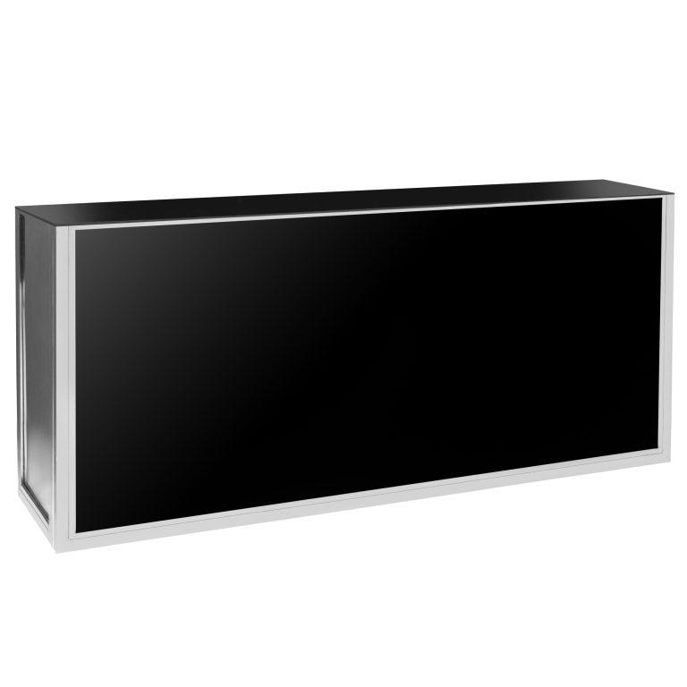 Uno Bar Silver-Black