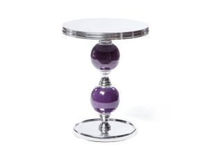 Genie Side Table Purple