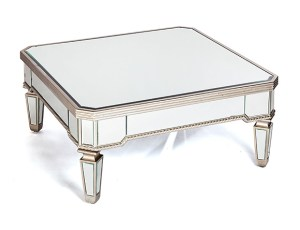 Bentley Mirrored Coffee Table
