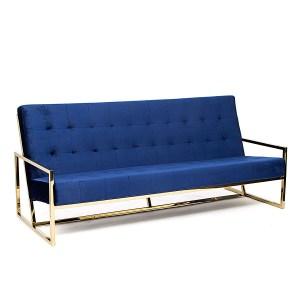 Carter Sofa Blue