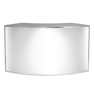 Uno Curved Bar Silver