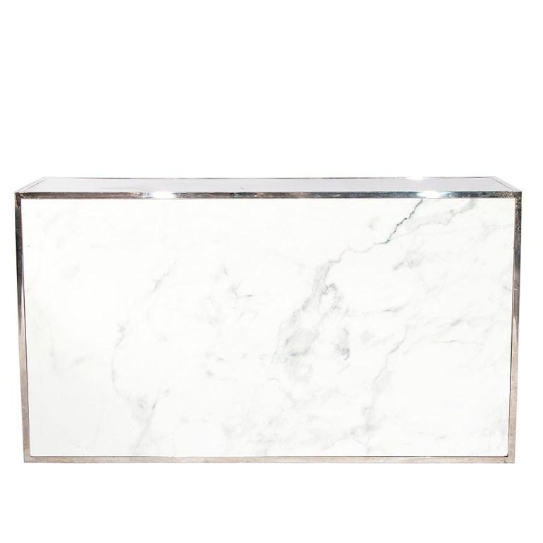 Form Straight Bar Marble
