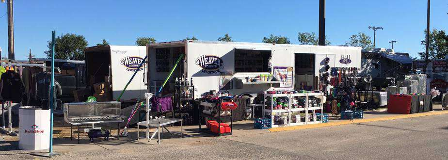 H & H Show Supply Trailer