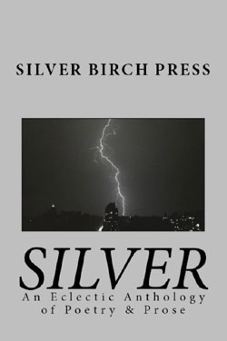 Book cover of SILVER: An Eclectic Anthology of Poetry