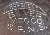 Crescent Silver Mfg Co