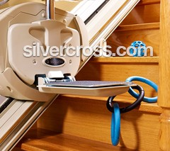 Stair Lift Tips | Obstruction Sensor | Silver Cross